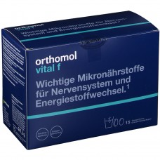 Orthomol® Vital F granulat a15
