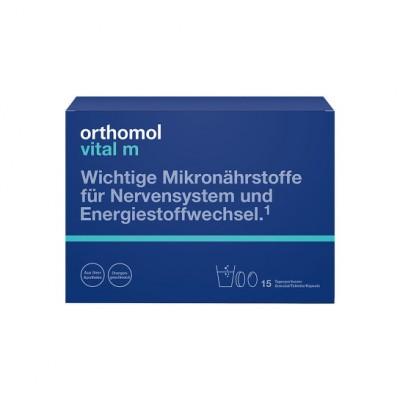 Orthomol® Vital M granulat a15