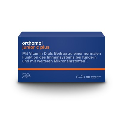 Orthomol® Junior C plus a30