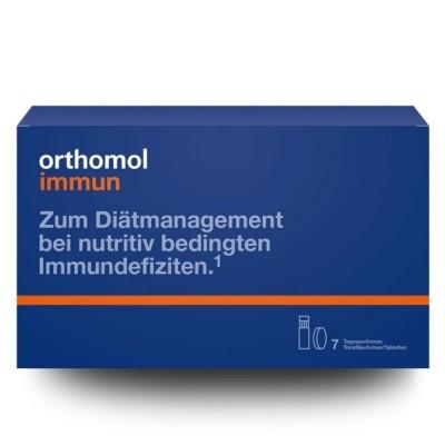 Orthomol Immun bočice a7