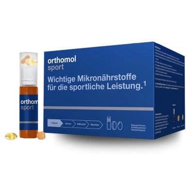 Orthomol® Sport bočice a7