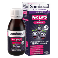 Sambucol Kids sirup 120 ml