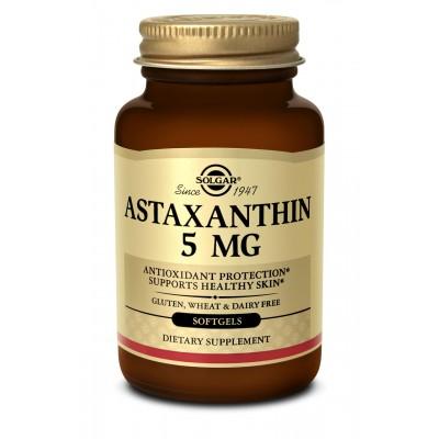 SOLGAR Astaksantin 5 mg cps a30
