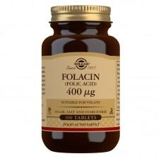 SOLGAR Folna kiselina 400µg tbl. A100