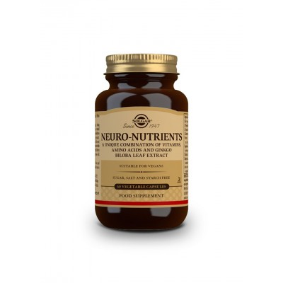SOLGAR Neuro nutrient cps a30