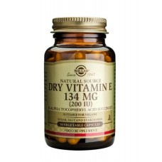SOLGAR Prirodni vitamin E 134 mg (200 IU) cps.  A50