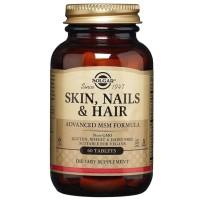 SOLGAR Skin, Nails & Hair tbl. A60