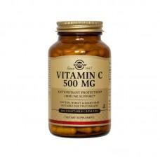 SOLGAR Vitamin C 500mg cps a100