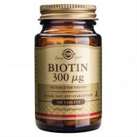 SOLGAR Biotin tbl a100