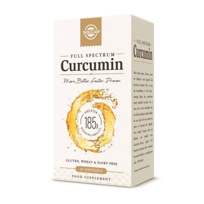 SOLGAR Curcumin cps a30