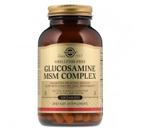 Solgar Glukozamin MSM tbl a60