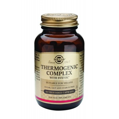 SOLGAR Thermogenic Complex cps a60