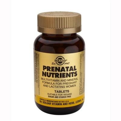 SOLGAR Prenatal tbl A60