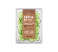 TONYMOLY Fresh To Go Cucumber mask sheet