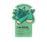 TONYMOLY I'm Real Aloe mask sheet 21g