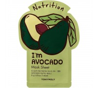 TONYMOLY I'm Avocado mask sheet 21g