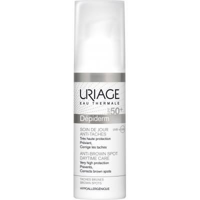 URIAGE Depiderm Anti-brown spot dnevna njega SPF50+ 30ml