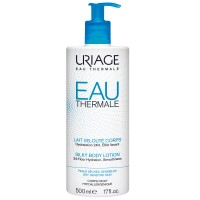 URIAGE Eau Thermale Silky body losion 500ml