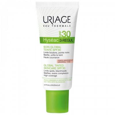 URIAGE Hyseac 3-Regul tonirana krema SPF30 40ml