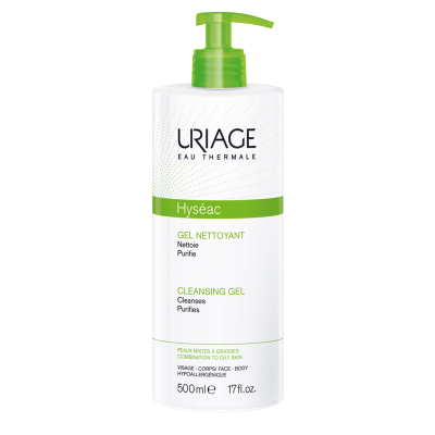 URIAGE Hyseac Gel za pranje 500ml