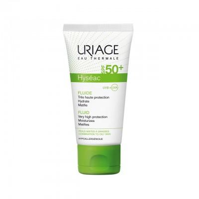 URIAGE Hyseac fluid SPF50+ 50ml