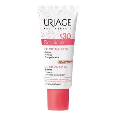 URIAGE Roséliane Anti-redness CC krema SPF30 40ml