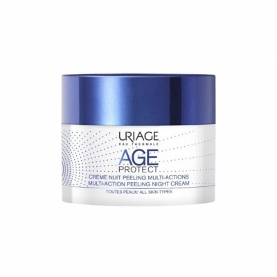 URIAGE Age Protect Multi-action Peeling noćna krema 50ml