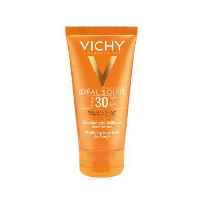 VICHY Capital Soleil Dry touch fluid za lice SPF30+ 50ml