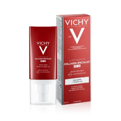 VICHY Liftactiv Collagen Specialist SPF 25 krema 50ml