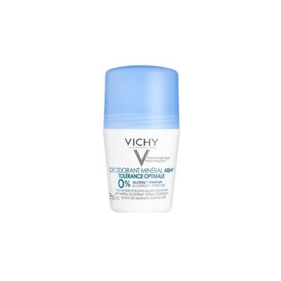 VICHY Mineralni deo roll za optimalnu toleranciju 48h 50ml