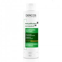 VICHY Dercos šampon protiv peruti suha kosa 200ml