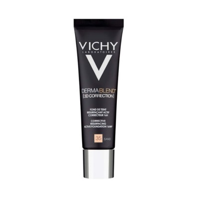 VICHY DermaBlend 3D puder 35 SAND 30ml