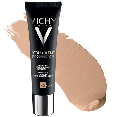 VICHY DermaBlend 3D puder 45 GOLDEN 30ml