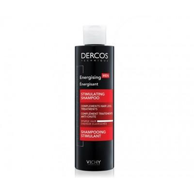 VICHY Dercos Aminexil MEN energetski stimulirajući šampon 200ml