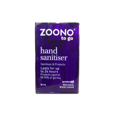 ZOONO® To Go Hand Sanitiser 30ml