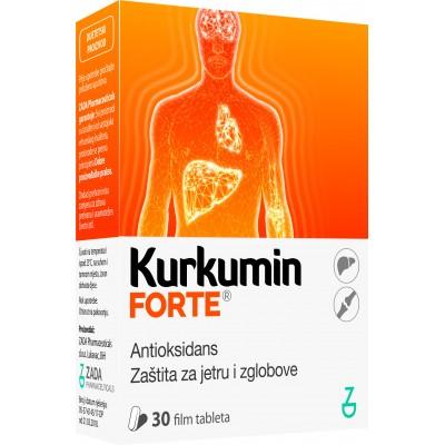Kurkumin forte tablete A30