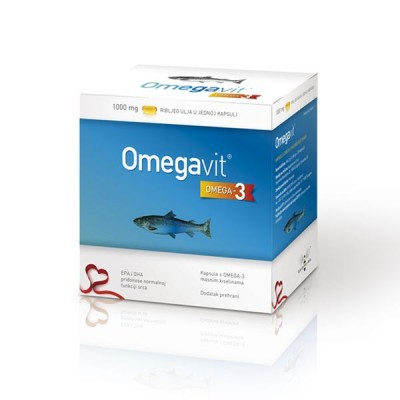 Omegavit kapsule