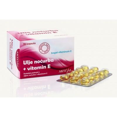 Aktival Ulje noćurka + vitamin E