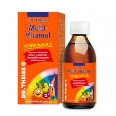 Dr.Theiss multivitamol sirup 6+ 200ml