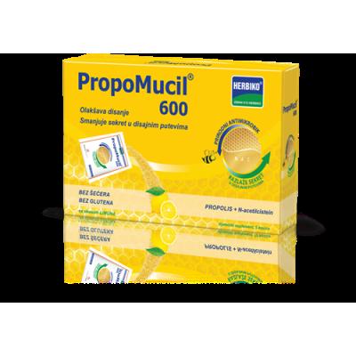 PropoMucil ® 600 prašak u kesicama a6