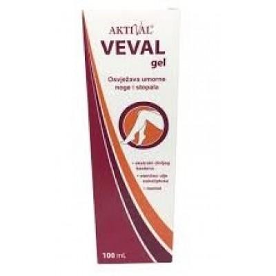 Aktival Veval gel 100ml