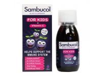 Sambucol Kids sirup 120 ml