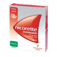 Nicorette transdermalni flaster 25 mg A7