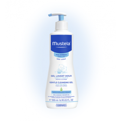 Mustela Gel za kupanje 500ml