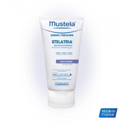 Mustela Stelatria® Gel za kupanje 150ml