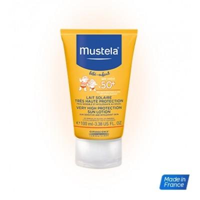 Mustela Sun losion SPF50+ 100ml