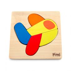 PINO Mini puzzle avion