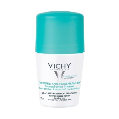 VICHY Deo roll-on za regulaciju znojenja 48h