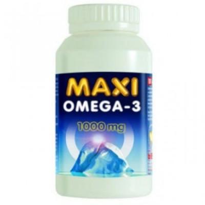 Maxi omega-3 cps. 100x1000mg