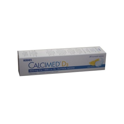Calcimed D3 eff. A20